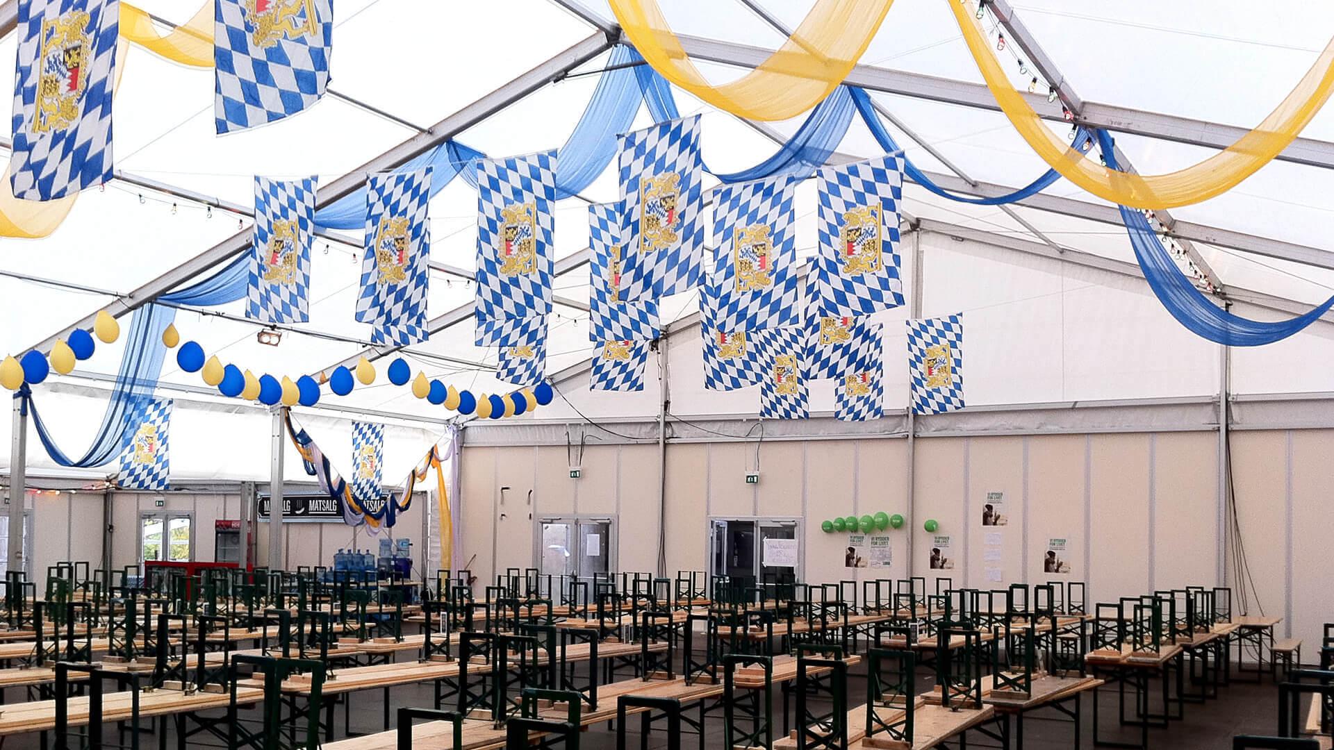 Rammetelt Partytelt | O.B.Wiik AS